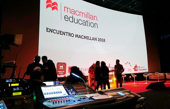 Macmillan | Annual Convention 2018