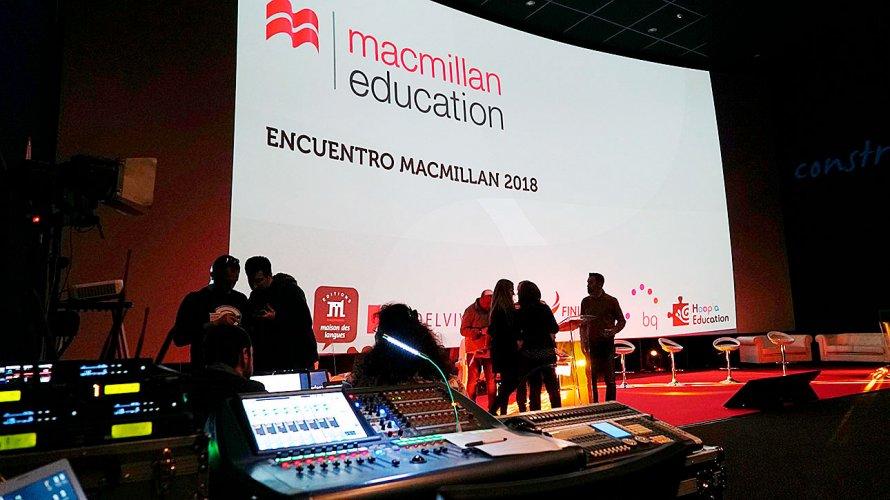 Macmillan | Annual Convention 2018