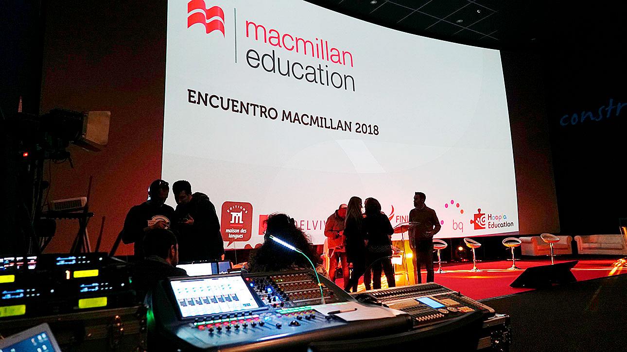Macmillan | Convención Anual 2018