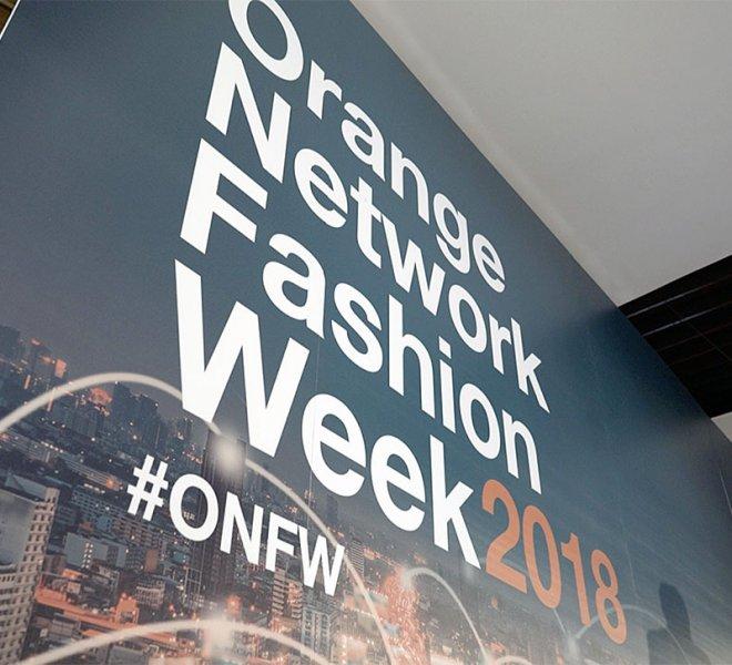 Orange | Holograma | Orange Network Fashion Week 2018