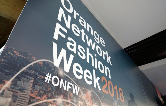 Orange | Orange Network Fashion Week 2018