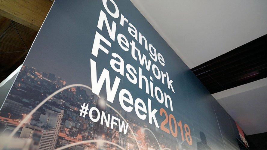 Orange | Orange Network Fashion Week 2018
