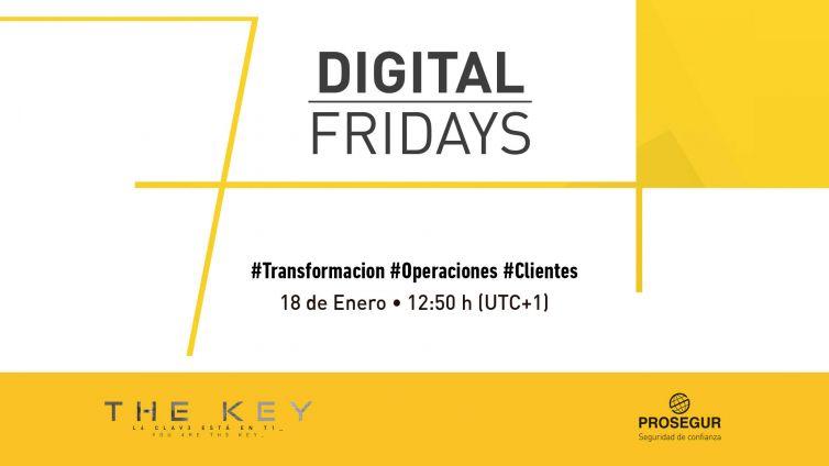 PROSEGUR   Streaming Digital Friday