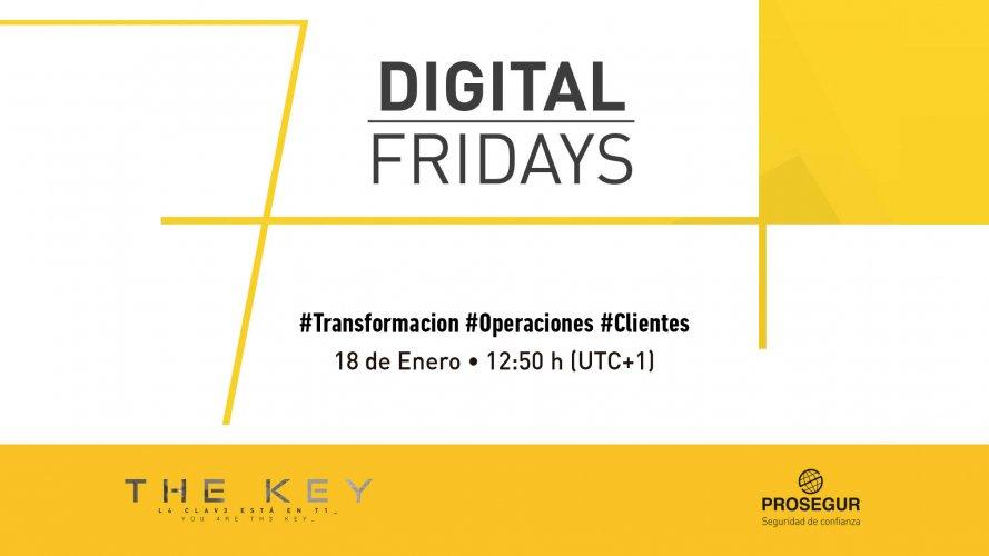PROSEGUR | Streaming Digital Friday