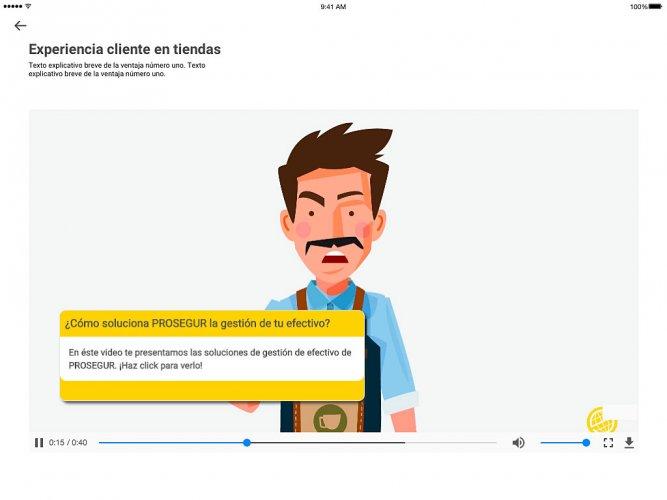 PROSEGUR | Prosegur Cash: Augmented Reality App