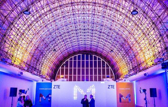 COONIC | Presentación ZTE AXOM M