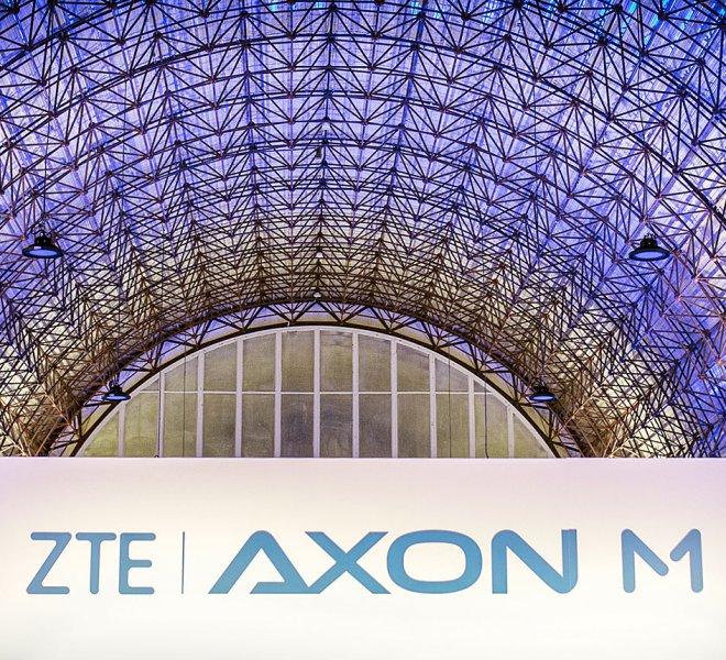 COONIC   Presentación ZTE AXOM M