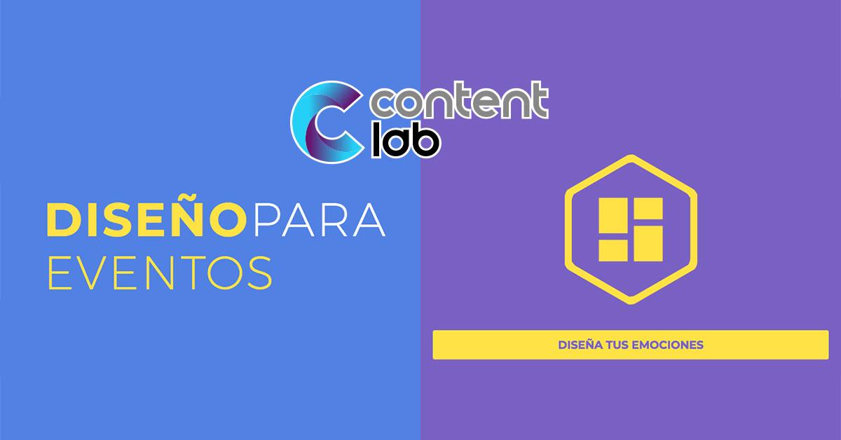 Diseño para Eventos | Content Lab