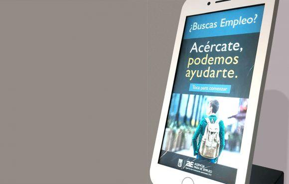 Ayuntamiento Madrid | Agencia para el Empleo – App Servicio Público