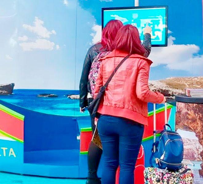 Malta | App Generación de Leads - Evento de Marketing