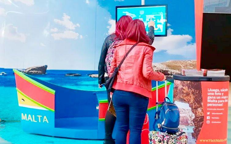 Malta | App Generación de Leads – Evento de Marketing