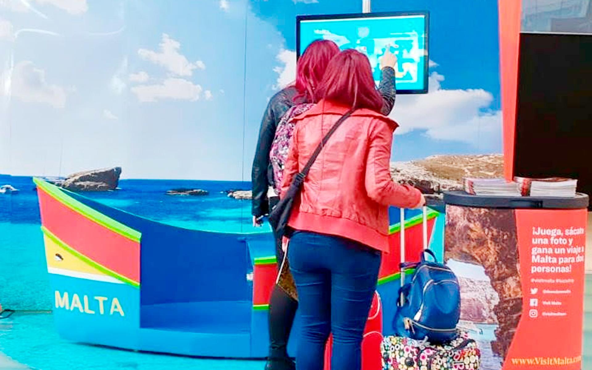 Malta | Leads Generation App - Marketing Event