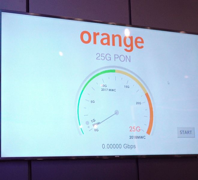 Orange | Mobile World Congress Barcelona 2018