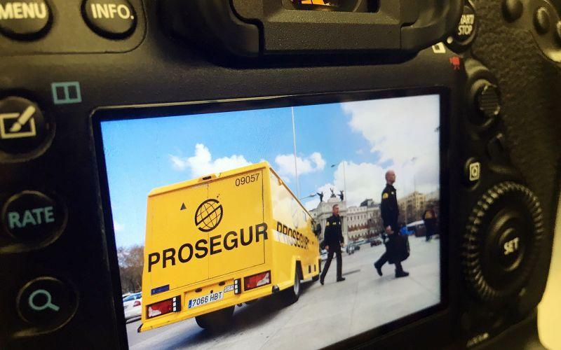 Prosegur | Corporate Photography