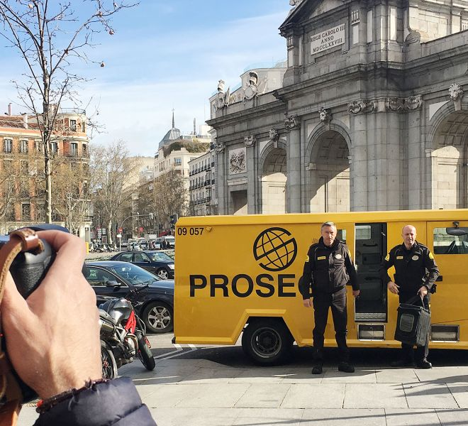 Prosegur | Fotografía Corporativa