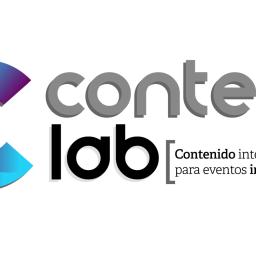 Content Lab | Contenido Inteligente para Eventos Inteligentes | Logo