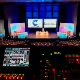 Live Realization for Events: Absolute Audiovisual Control and Quality